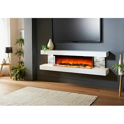 Find The Perfect Electric Fireplaces With Mantels Wayfair