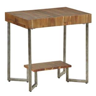 Bolivar Rectangular End Table