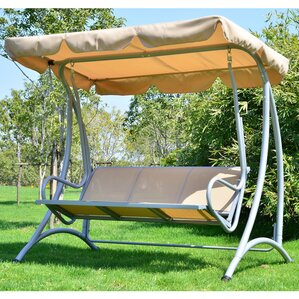 Northfield Patio Swing With Stand