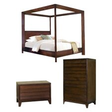 Island Canopy Customizable Bedroom Set by Home Image