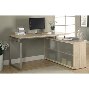 beaudry lshaped computer desk