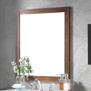 Shopping for Emmanuelle 30 Wall Mounted Beveled Mirror By Millwood Pines