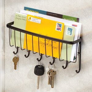 Axis Mail Letter Holder and Key Hooks