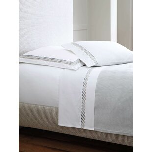 Jewels 4 Piece 400 Thread Count Solid Color Sheet Set