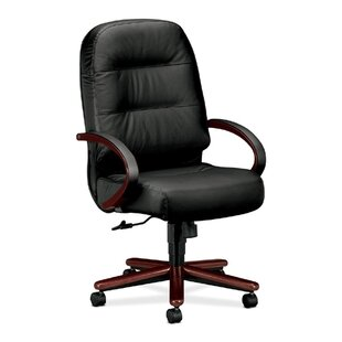 Pillow-Soft Executive Chair
