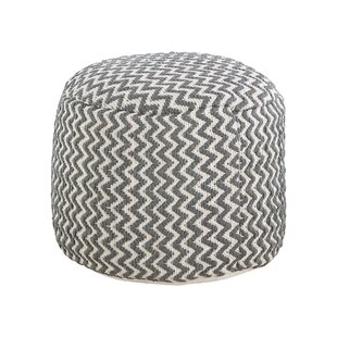 Frahm Kiruna Pouffe By World Menagerie
