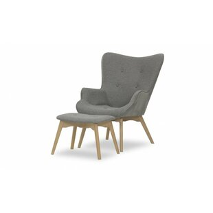Horatio Armchair And Footstool By Norden Home