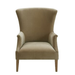 Compare Sergio Wingback Chair by Harbor House Reviews (2019) & Buyer's Guide