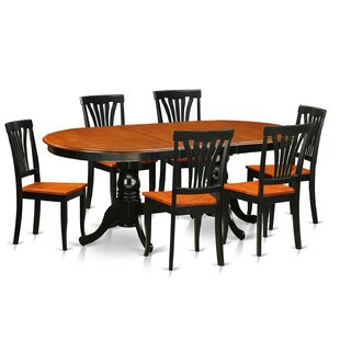 Germantown 7 Piece Dining Set DarHome Co