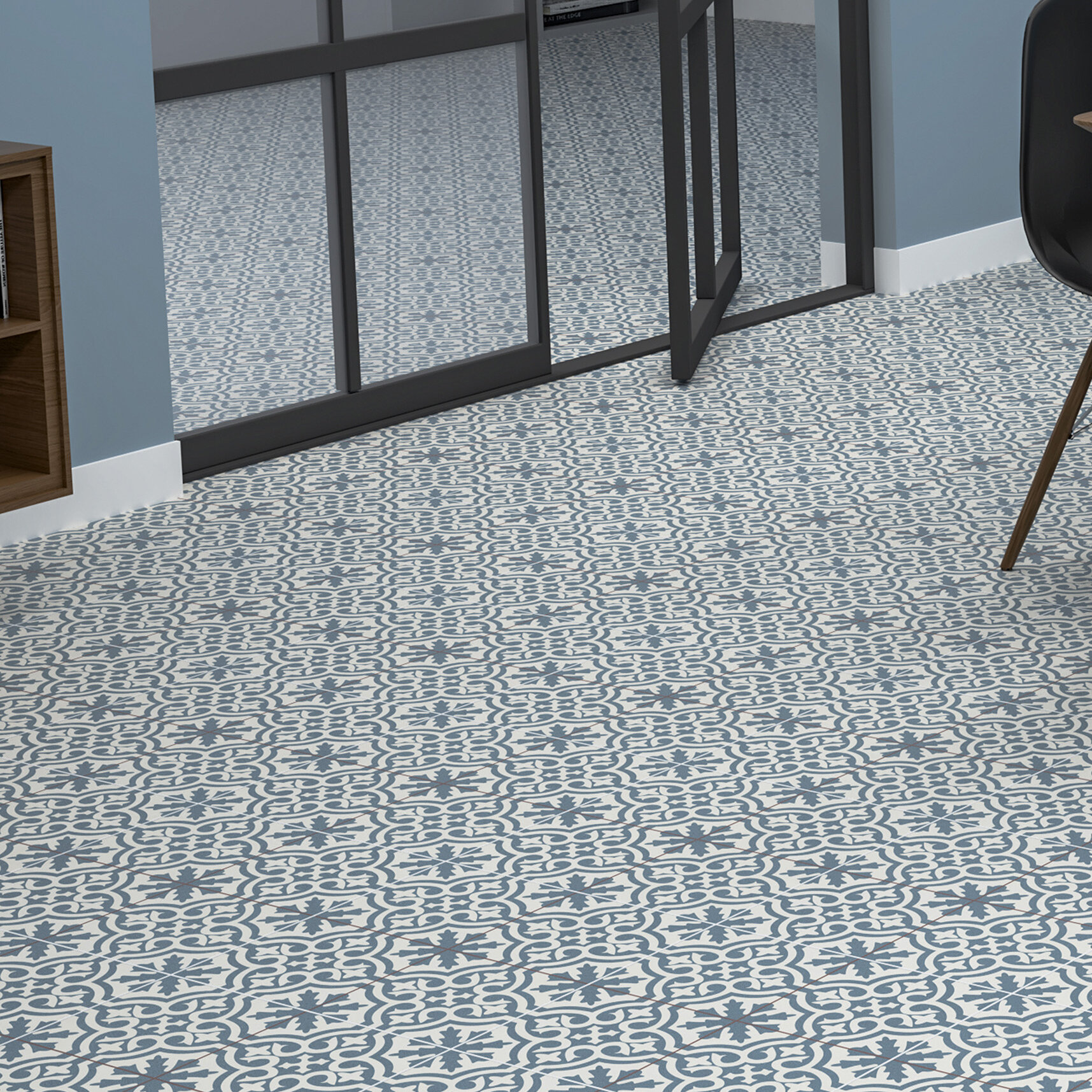 Ceramic Patterned Wall Floor Tile