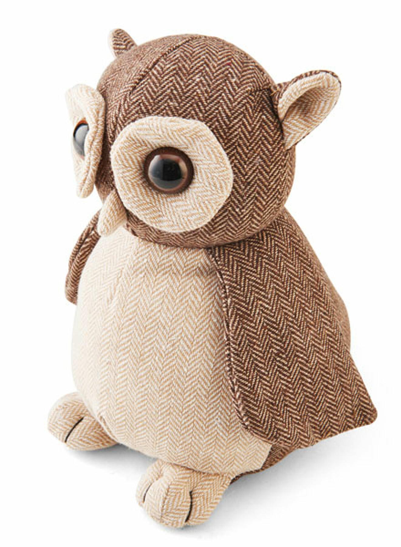 Elements Owl Fabric Weighted Floor Stop Wayfair