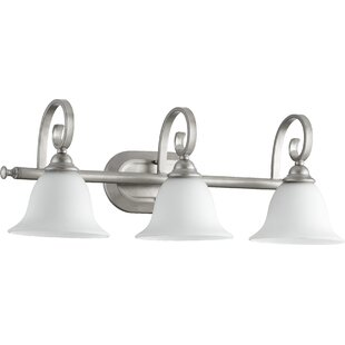 Quorum Celesta 3-Light Vanity Light