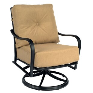 Woodard Apollo Swivel Rocker Patio Chair