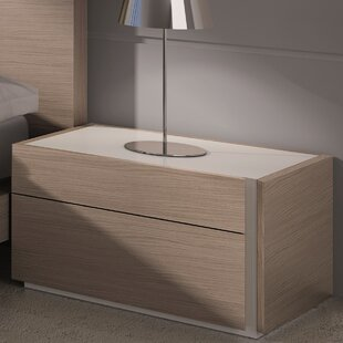 Bridgeport Right 2 Drawer Nightstand