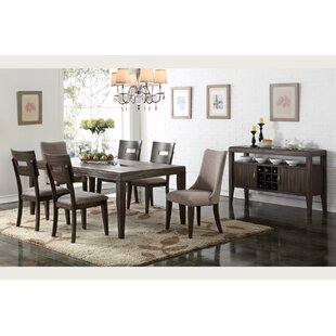 Mccauley Solid Wood Dining Chair (Set of 2)