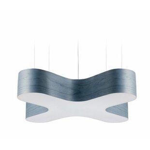 LZF X-Club 4-Light LED Pendant