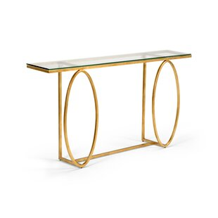 Ellipse Console Table By Wildwood