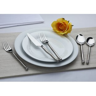 Handmade 20 Piece Stainless Steel Flatware Set, Service for 4