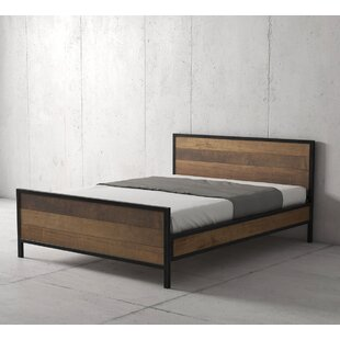 Beckmann Queen Panel Bed by Foundry Select