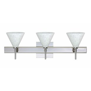 Besa Lighting Kani 3-Light Vanity Light