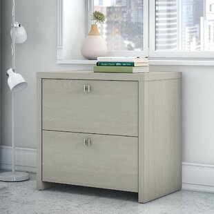 Echo 2-Drawer Lateral Filing Cabinet