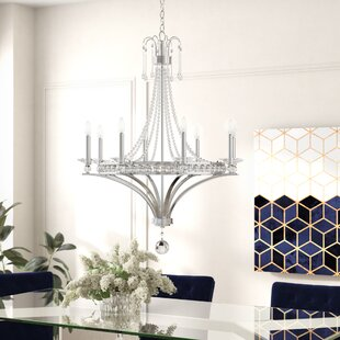 Dore 8-Light Chandelier by..