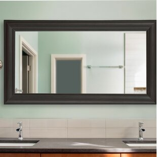 Double Vanity Wall Mirror