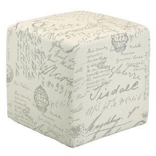 Prall Cube Ottoman by Lark Manor