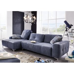 Ecksofa Amadeo von Wildon Home