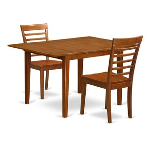 Lorelai 3 Piece Dining Set
