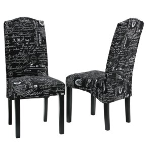 Fletcher Side Chair (Set of 2) by Cortesi Home