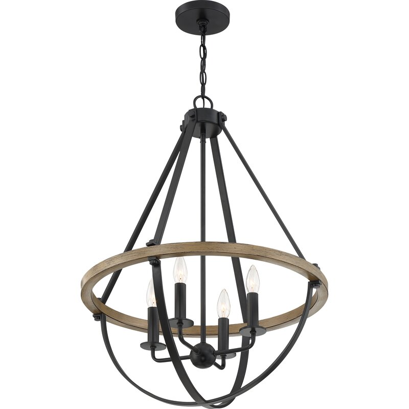 Thiele 4-Light Lantern Pendant