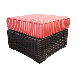 Santa Monica Ottoman with Cushion by Teva Furniture