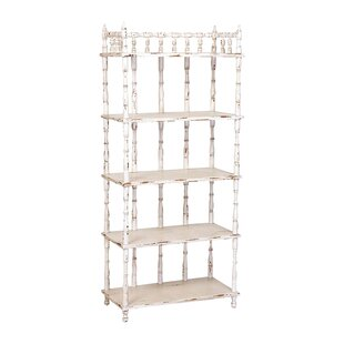 Gerard Etagere Bookcase by Rosecliff Heights