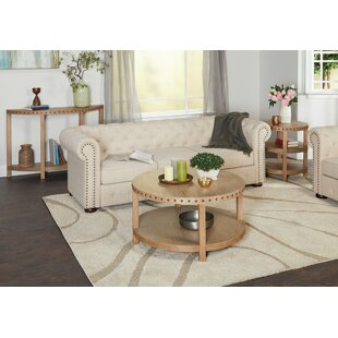 Sansa 3 Piece Coffee Table Set