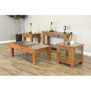Mossy Oak Nativ Living 4 Piece Coffee Table Set