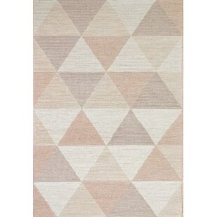 Mori Cream/Orange Indoor/Outdoor Area Rug