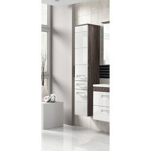 Cosmo II 35 X 170 Cm Wall Mounted Cabinet By Belfry Bathroom