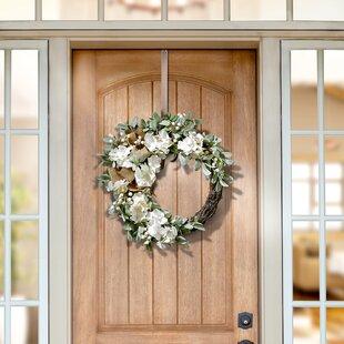 Lemonade wreath summer wreath yellow and pink wreath Decomesh wreath ribbon wreath front door wreath door decor