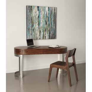 Franklyn Two Drawer Writing Desk by Mercer41