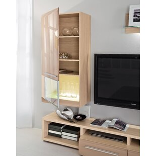 Clarksville Wall Unit Enterntainment Center For TVs Up To 70