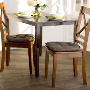 Wayfair Basics Gripped Chair Cushion Set Of 4