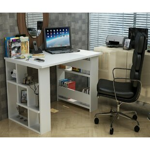 Best Nicoletti Desk By Ebern Designs