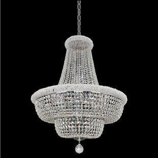 Allegri by Kalco Lighting Napoli 21-Light Chandelier