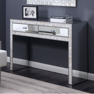 Everly Quinn Melksham Console Table