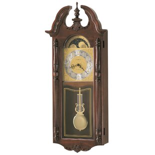 Chiming Quartz Rowland Wall Clock by Howard Miller?