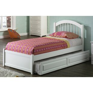 Matt Panel Bed with Trundle by Viv + Rae