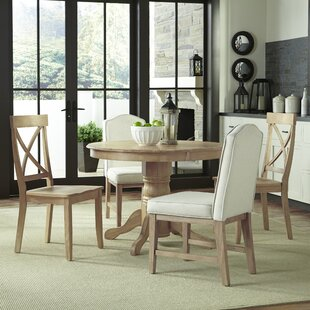 Bethlehem 5 Piece Dining Set Charlton Home