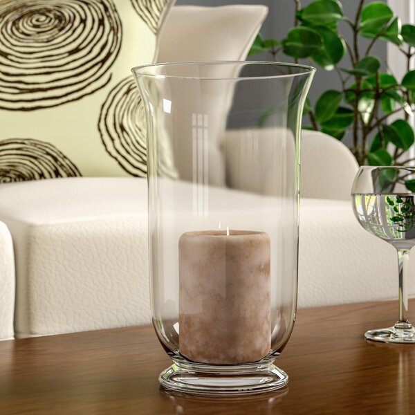 Large Hurricane Vase Wayfair