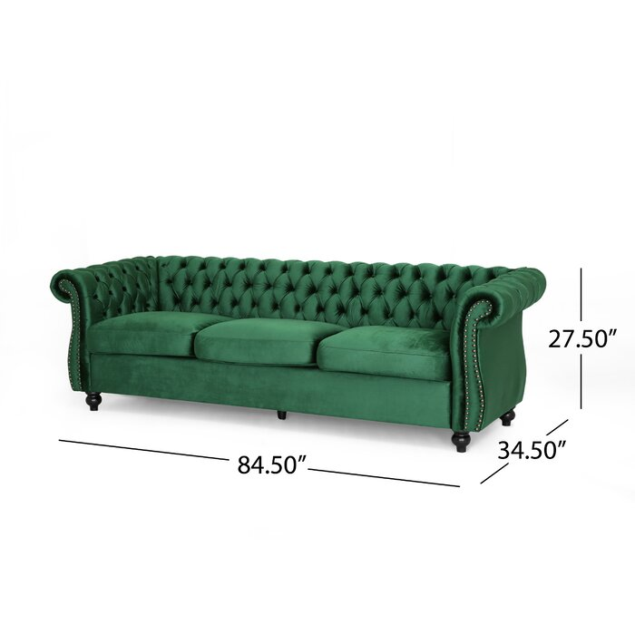 Snyder Chesterfield Sofa
